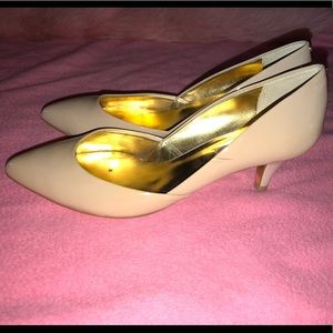 order online cheap prices best choice Ted Baker Patent Leather Kitten Heel Pumps
